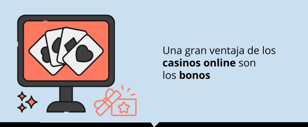 Bonos casinos homepage
