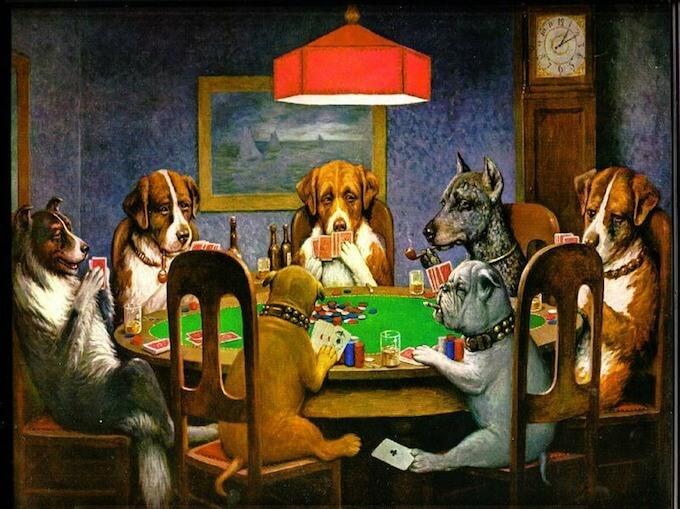 donde ubicarte en la mesa del poker