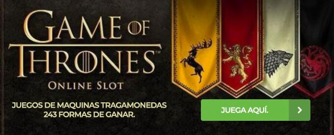 Game of Thrones online ahora en videotragamoneda