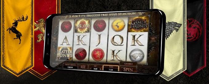 Diseño Compatible con Teléfonos Celulares de Game of Thrones.