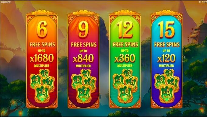 giros gratis eastern emeralds