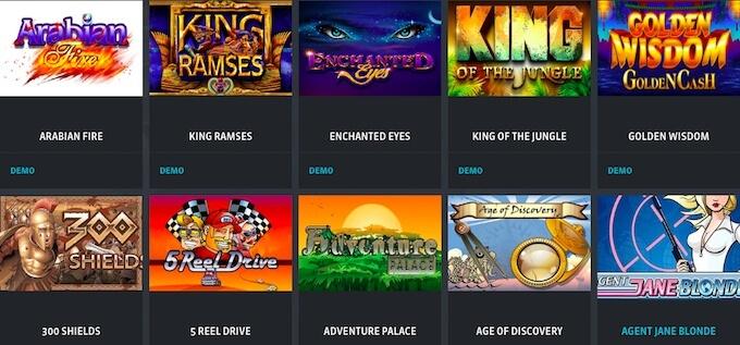 Mejores juegos de tragamonedas en línea. >>>