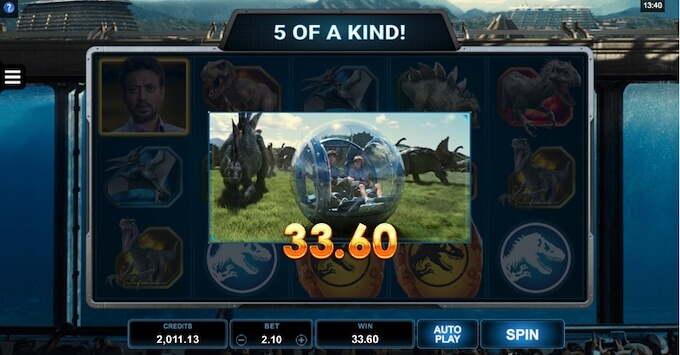 Bono Gyrosphere Valley con Jurassic World Online