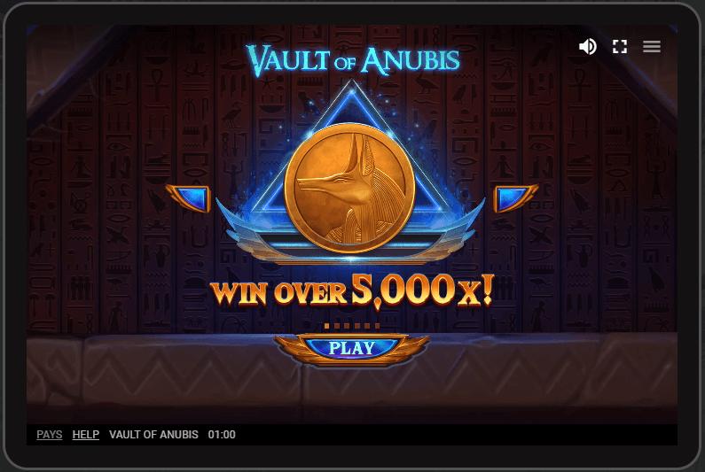 Vault og Anubis